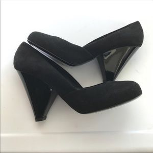 Vero Cuoio heeled shoes